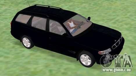 Daewoo Nubira I Kombi CDX US 1999 für GTA San Andreas linke Ansicht