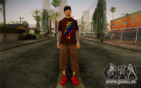 Ginos Ped 22 für GTA San Andreas