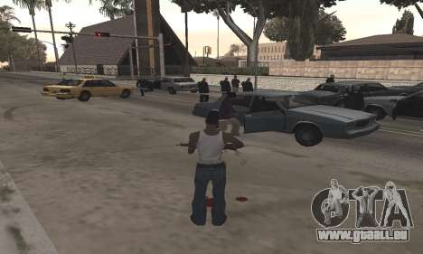 Color Mod für GTA San Andreas