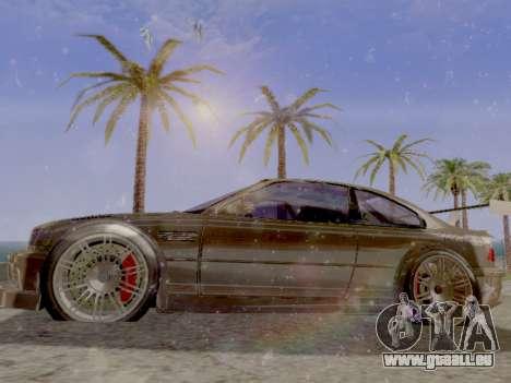 Jundo ENB Series V0.1 pour les faibles PC pour GTA San Andreas troisième écran