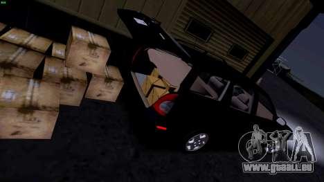 Daewoo Nubira I Kombi CDX US 1999 für GTA San Andreas