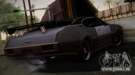 Clover Mejorado für GTA San Andreas linke Ansicht