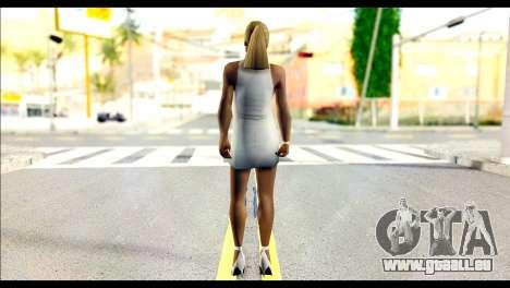 Ginos Ped 40 pour GTA San Andreas deuxième écran