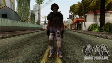 Modern Warfare 2 Skin 11 pour GTA San Andreas