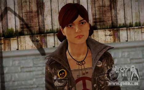 Murdered Soul Suspect Skin 1 für GTA San Andreas dritten Screenshot