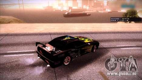 Just ENB pour GTA San Andreas deuxième écran