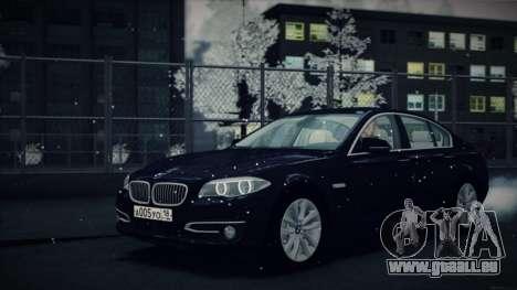BMW 535i F10 für GTA San Andreas