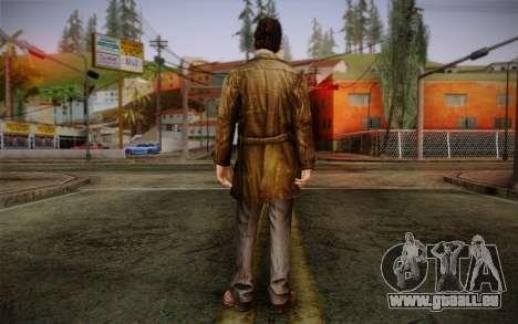 Harry Mason From SH: Shattered Memories pour GTA San Andreas deuxième écran