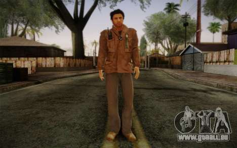 Alex Shepherd From Silent Hill pour GTA San Andreas