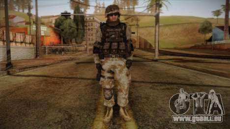 Army Skin 1 für GTA San Andreas