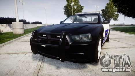 Dodge Charger RT 2014 Sheriff [ELS] pour GTA 4