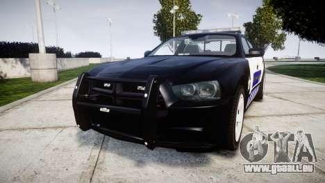 Dodge Charger RT 2014 Sheriff [ELS] für GTA 4