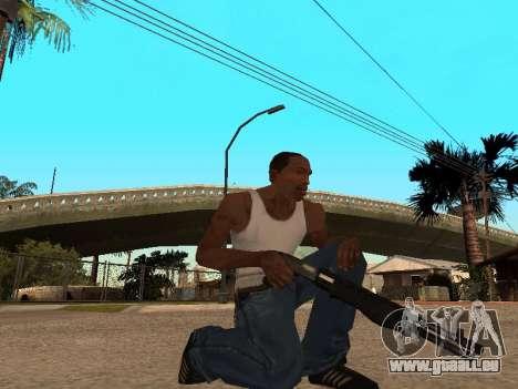 Franchi SPAS-12 pour GTA San Andreas deuxième écran