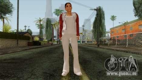 GTA 4 Skin 8 pour GTA San Andreas