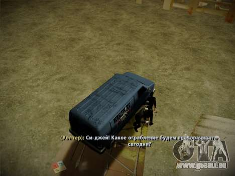 System-Diebstähle v4.0 für GTA San Andreas achten Screenshot