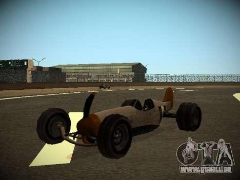 Rustler Tige Bêta pour GTA San Andreas
