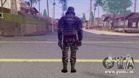 Outlast Skin 6 für GTA San Andreas zweiten Screenshot