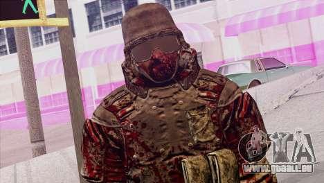 Outlast Skin 6 für GTA San Andreas dritten Screenshot