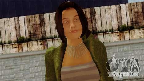 GTA 4 Skin 7 pour GTA San Andreas troisième écran