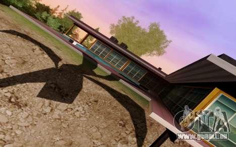 Krevetka Graphics v1.0 pour GTA San Andreas quatrième écran