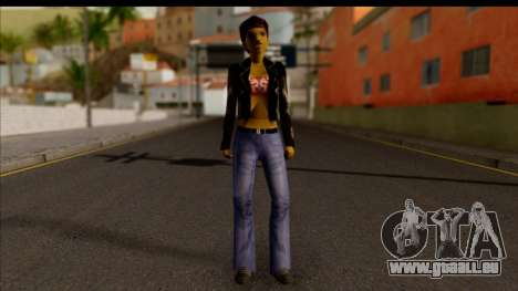 GTA San Andreas Beta Skin 2 für GTA San Andreas