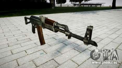 L'AK-74 pour GTA 4