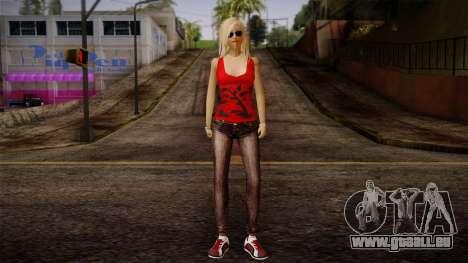 Gedimas Denise Skin HD für GTA San Andreas