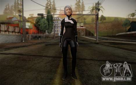Karin Chakwas from Mass Effect pour GTA San Andreas