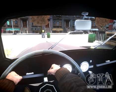 Moskwitsch 400 für GTA 4 rechte Ansicht