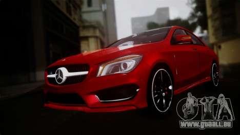 Mercedes-Benz CLA 250 2014 für GTA San Andreas