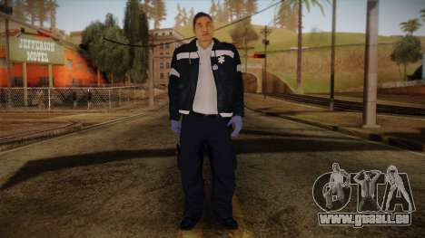 GTA 4 Emergency Ped 9 pour GTA San Andreas
