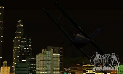 ENB Series pour les faibles PC 2.0 pour GTA San Andreas cinquième écran