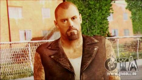 Left 4 Dead Survivor 3 für GTA San Andreas dritten Screenshot