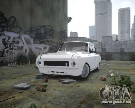Moskwitsch 412 für GTA 4