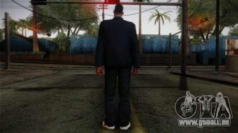 GTA San Andreas Beta Skin 15 pour GTA San Andreas deuxième écran