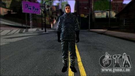 Outlast Skin 5 für GTA San Andreas