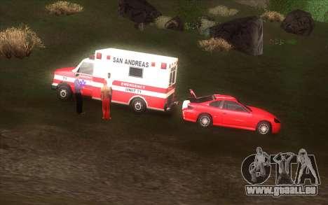 La relance du village Dillimore pour GTA San Andreas onzième écran