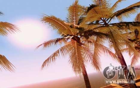 Krevetka Graphics v1.0 pour GTA San Andreas deuxième écran