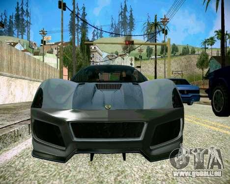 Super ENB für schwach-und Mittel-PC für GTA San Andreas dritten Screenshot