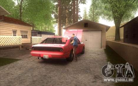 La relance du village Dillimore pour GTA San Andreas