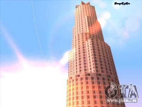Sunset ENB pour GTA San Andreas cinquième écran