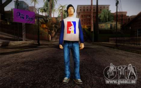 Ginos Ped 17 pour GTA San Andreas