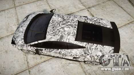 Lamborghini Gallardo LP570-4 Superleggera 2011 S pour GTA 4 est un droit