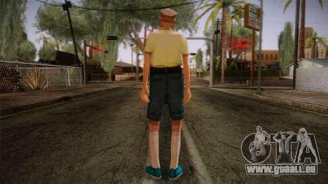 GTA San Andreas Beta Skin 17 für GTA San Andreas zweiten Screenshot
