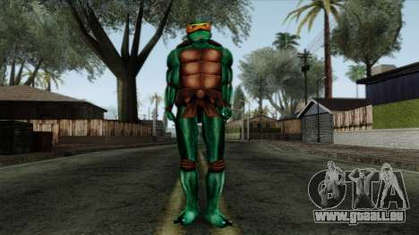 Mike (Ninja Turtles) für GTA San Andreas