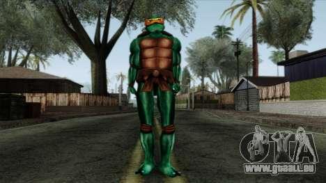 Mike (Tortues Ninja) pour GTA San Andreas