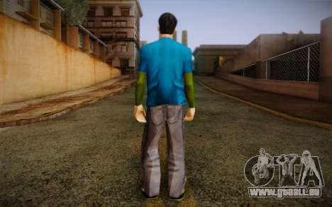 Ginos Ped 10 für GTA San Andreas zweiten Screenshot