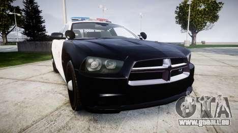 Dodge Charger 2013 LAPD [ELS] pour GTA 4