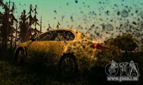 ENB Series für low PC 2.0 für GTA San Andreas dritten Screenshot