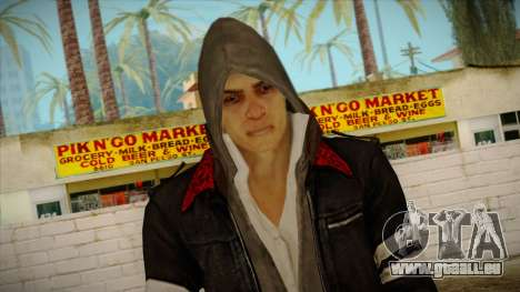 Alex Cutted Arms from Prototype 2 für GTA San Andreas dritten Screenshot